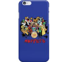 Muppets Beatles iPhone Case/Skin