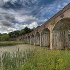 Coalbrooke dale aquaduct, Telford Shropshire by davediver
