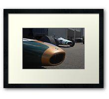 Brabham BT11 Framed Print