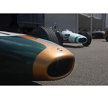Brabham BT11 Photographic Print