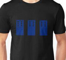 666 Dominos - Blue Unisex T-Shirt