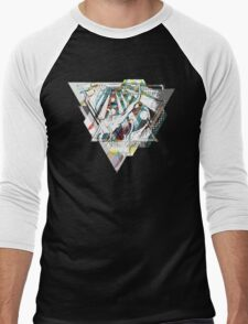Creative Tri-Ger  Men's Baseball ¾ T-Shirt