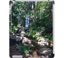 South Africa Waterfall iPad Case/Skin