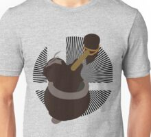 Morton (Hammer Time) - Sunset Shores Unisex T-Shirt