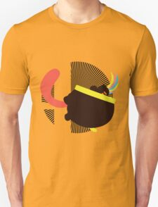 Lemmy Koopa (Tongue Jab) - Sunset Shores T-Shirt