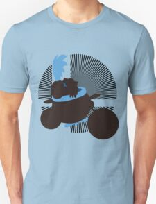 Larry Koopa (Cannonball Slam) - Sunset Shores T-Shirt