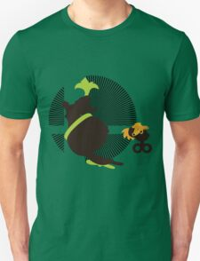 Iggy Koopa (Mechakoopa) - Sunset Shores T-Shirt