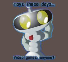 Toys and Video Games Baby Tee