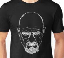 Heisenberg | Walter White from Breaking Bad White Unisex T-Shirt