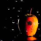 Last Apple Standing and Raindrops Keep Falling by rob castro