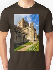 Edington Priory Church, Wiltshire, UK T-Shirt