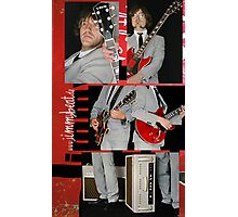 The 60s alive: Voxamps features Jimmy Beat Photographic Print