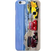 Woodie LineUp iPhone Case/Skin