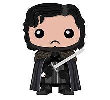 Jon Snow by BluePixel