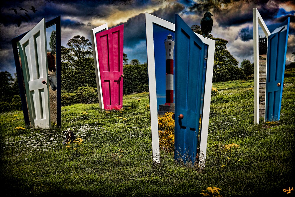 The Doors of Perception by Chris Lord