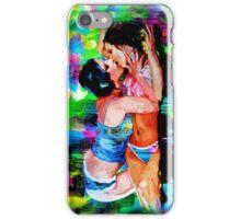 electric iPhone Case/Skin