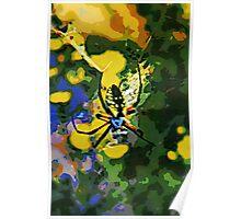 Arachnaphobia Poster
