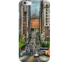 California Steet - iPhone case iPhone Case/Skin
