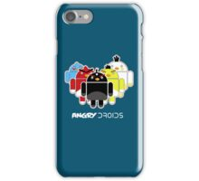 Angry Droids iPhone Case/Skin