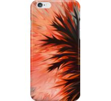 iPhone Case of painting...Party Feathers iPhone Case/Skin