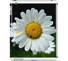 Spring flower and insect iPad Case/Skin