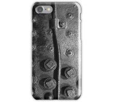 iPhone Case - Steam Engine Detail 2 iPhone Case/Skin