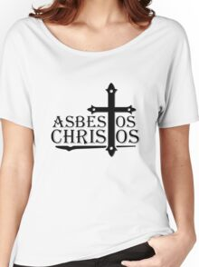 Asbestos Christos Women's Relaxed Fit T-Shirt