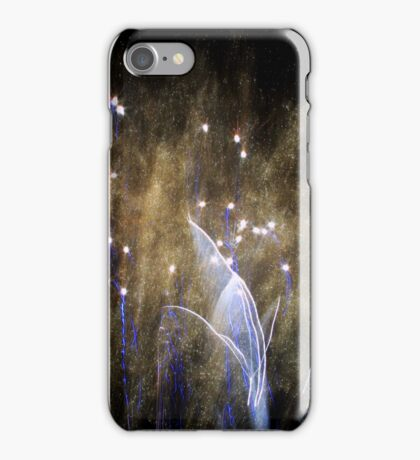 Fireworks New years eve iPhone Case/Skin