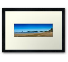 Eurimbula National Park Framed Print