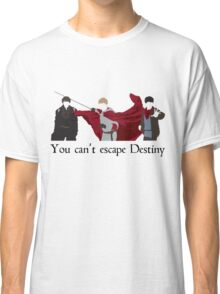Mordred, Arthur, and Merlin.  Classic T-Shirt