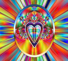 Heart  by saleire