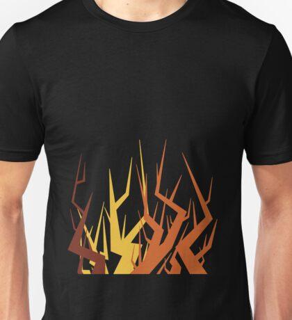 Radiohead Inspired Art - Supercollider / The Butcher Unisex T-Shirt