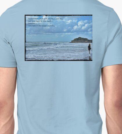 Bigger picture.......... Unisex T-Shirt