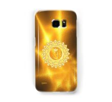 Crown Chakra Samsung Galaxy Case/Skin