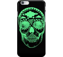 Edgy Skulls  iPhone Case/Skin
