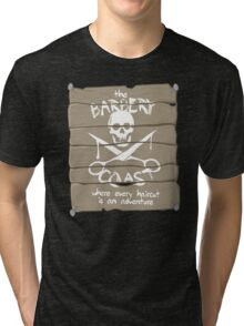 The Barbery Coast Tri-blend T-Shirt