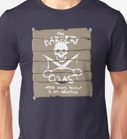 The Barbery Coast Unisex T-Shirt
