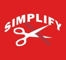 Simplify Kids Tee