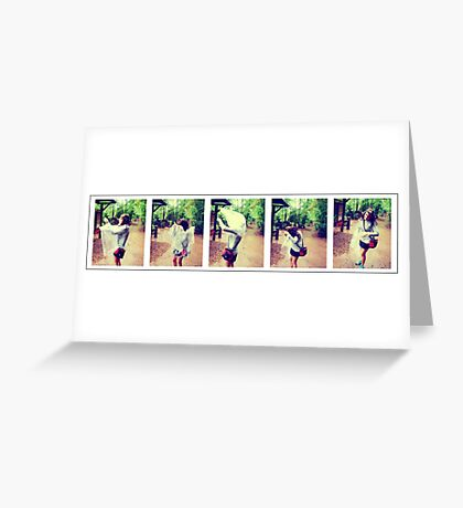 Sequential Greeting Card