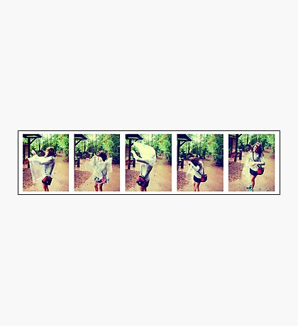 Sequential Photographic Print