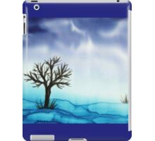 Landscape in Blue  iPad Case/Skin
