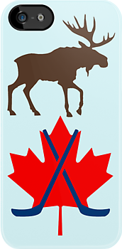 Canada iPhone Case by Josh Marten