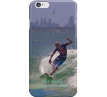 Mick Fanning - iPhone case iPhone Case/Skin