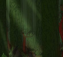 What Is This Forest? by Caelestie