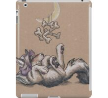 Baby WereWolf (with moon mobile) iPad Case/Skin