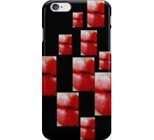 Sealed with a kiss!!! © iPhone Case/Skin