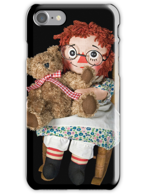 Friendship (iPhone Case) by Maria Dryfhout
