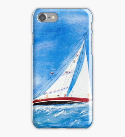 Sail Away (iPhone Case) iPhone Case/Skin