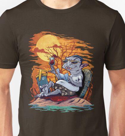 Vampire At The Beach  T-Shirt