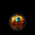 Global Warming Black (iPhone case) by jewelskings